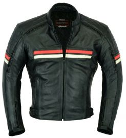 Apex Motorbike Racing Leather Jacket