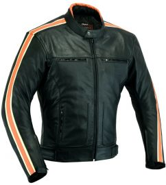 Route66 Motorbike Leather Jacket