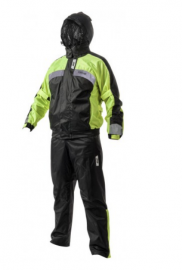 Givi Prime Range Rain Suit - Yellow
