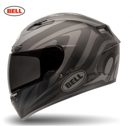 2017 Bell Street Qualifier DLX Adult Helmet Impulse Black