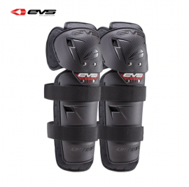 EVS Option Knee Guards Adult (Black)