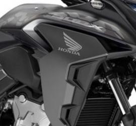 Front Cowling Set Right  [Black-NH436] Honda CB500x