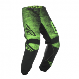 Fly 2019 Kinetic Noiz Adult Pant (Neon Green/Black)-Size 38
