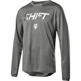 SHIFT WHITE LABEL HAUNTED SE 2019 GHOST GREY JERSEY