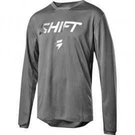 Shift White Label Haunted SE 2019 Ghost Jersey-Grey-L
