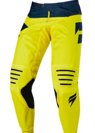 2019 Shift 3lack Label Mainline MX Pants - Yellow / Navy-36