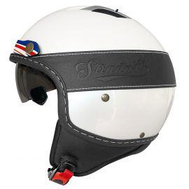 Givi Strada White Helmet
