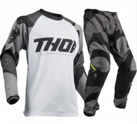 Thor S9 Sector Camo MX Set - L/34