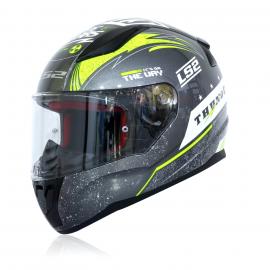 LS2 Rapid Thunder Fullface Helmet
