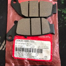 rear brake pads Honda Winner