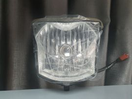Honda XR 150 front light