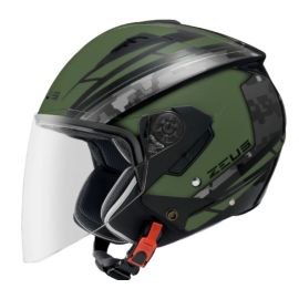 Zeus 205 Open Face Helmet