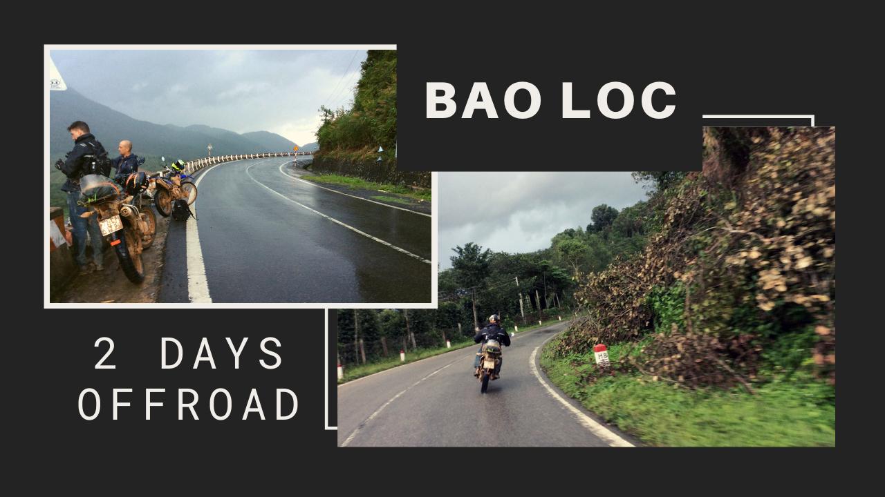 Bao Loc 2 days Offroad
