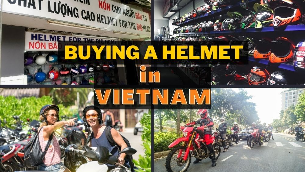 Helmets in Vietnam: Brands, Quality and Prices