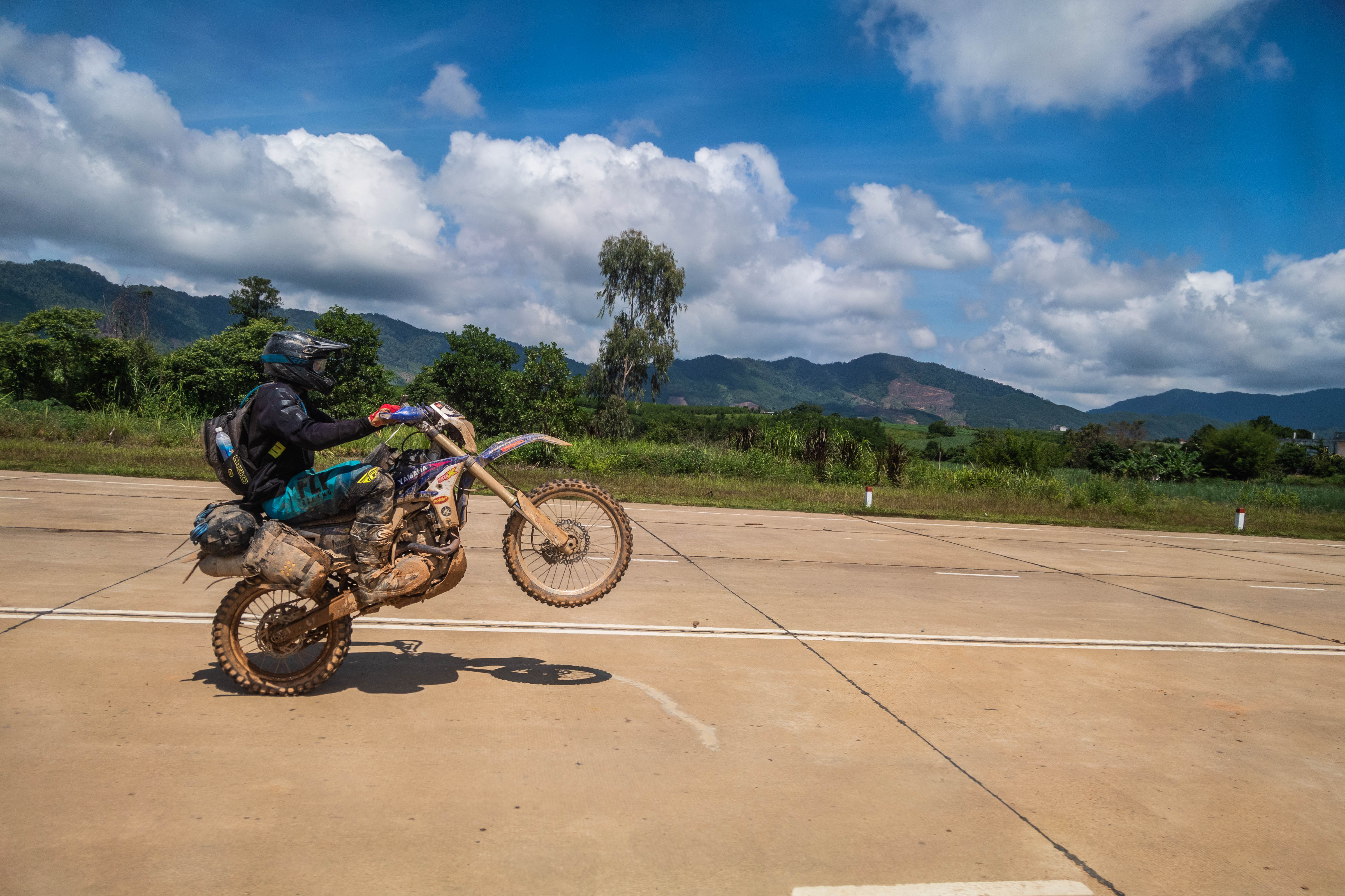 How to get into Off-Road Motorbiking
